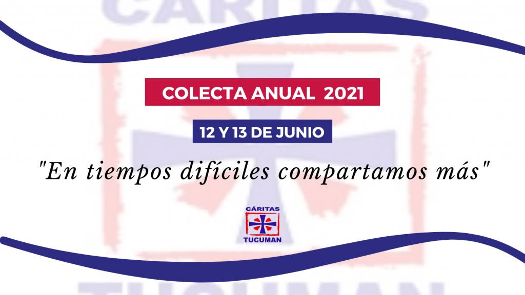 Colecta anual 2021