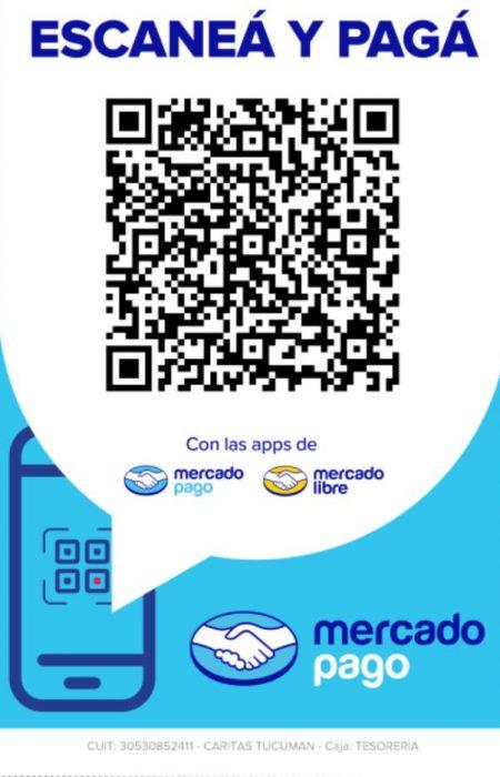QR Mercado Pago